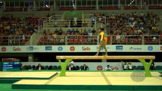 KARMAKAR Dipa (IND) - 2016 Olympic Test Event, Rio (BRA) - Qualifications Balance Beam
