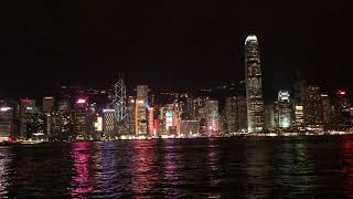 홍콩 HONHKONG 심포니오브라이트 symphony of light