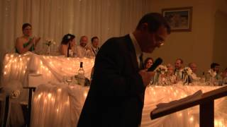 Father of the Groom Speech and Toast