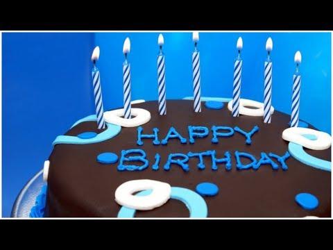 Happy Birthday (Countdown Version)
