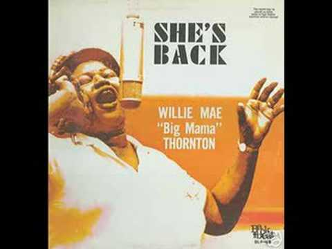 Big mama thornton -Summertime - Solo play record