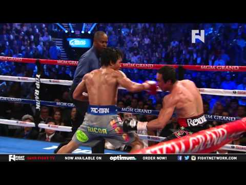 Floyd Mayweather vs. Manny Pacquiao Media Day Highlights