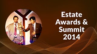 Estate Awards   Summit 2014