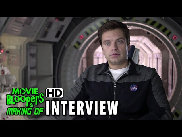 The Martian (2015) Behind the Scenes Movie Interview - Sebastian Stan is 'Chris Beck'