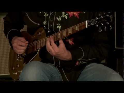 SOLD• Gibson Joe Bonamassa Signature Les Paul Studio • SN: 104120300