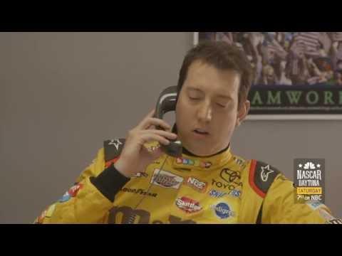 NBC Sports NASCAR Phone-A-Fan: Kyle Busch