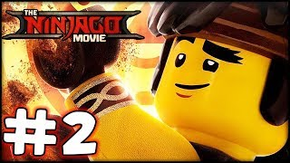 LEGO Ninjago The Movie - Videogame - Part 2 - Fireworks! (Gameplay Walkthrough HD)