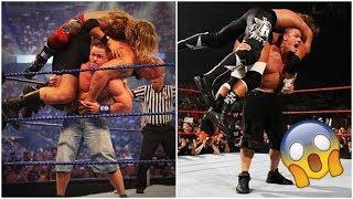 John Cena'nın En Güçlü Anları