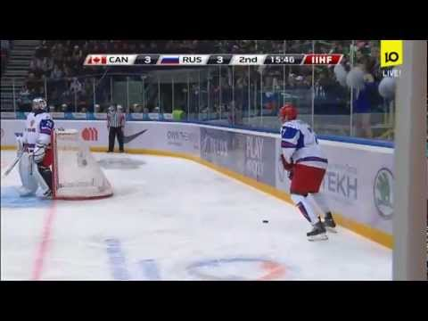 RUSSIA - CANADA 6:5 IIHF U20 Bronze Medal Game █ WJC 2013 █ Россия Канада Мчм