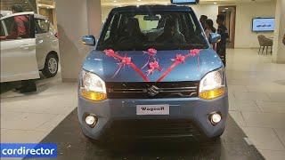 Maruti Suzuki WagonR ZXi 2019 | WagonR 2019 ZXi 1200 cc | Interior and Exterior | Real-life Review
