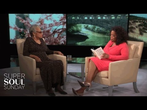 The Revelation That Changed Dr. Maya Angelou's Life | Super Soul Sunday | Oprah Winfrey Network