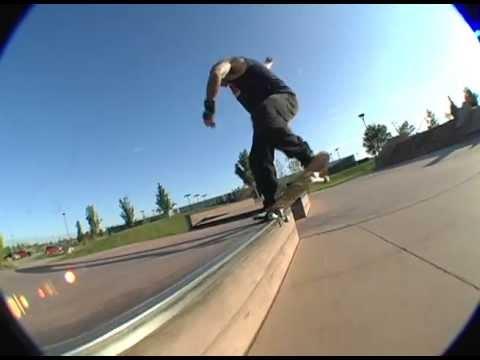 Jake Harris - Fossil Creek Skateboarding