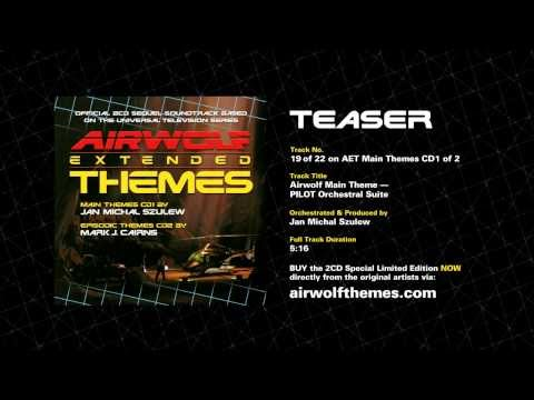Airwolf Extended Themes Cd1 Track 19 Teaser - Airwolf Theme Pilot Orchestral Suite video