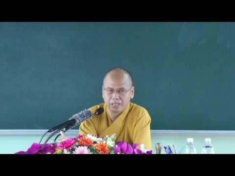 Tọa Thiền Chỉ Quán Phần 4 - TT. Thích Minh Đạo TG Trường Trung Cấp Phật Học Vĩnh Long