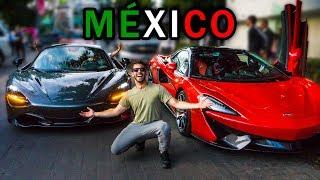 ¡ME RECIBIERON EN MÉXICO CON MCLARENS!