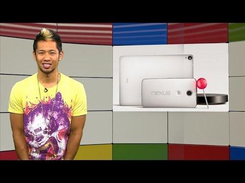 Googlicious - Google goes big with with Nexus 6 and Nexus 9