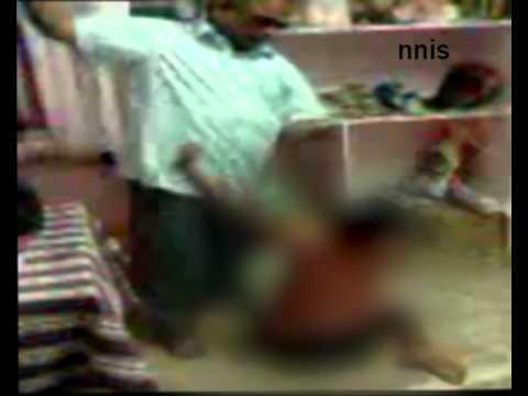Blind Children Tortured Mercilessly By Andhra Pradesh Teachers video