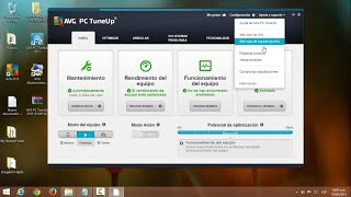 Descargar e Instalar AVG PC TuneUp 2015 [Licencia Full]