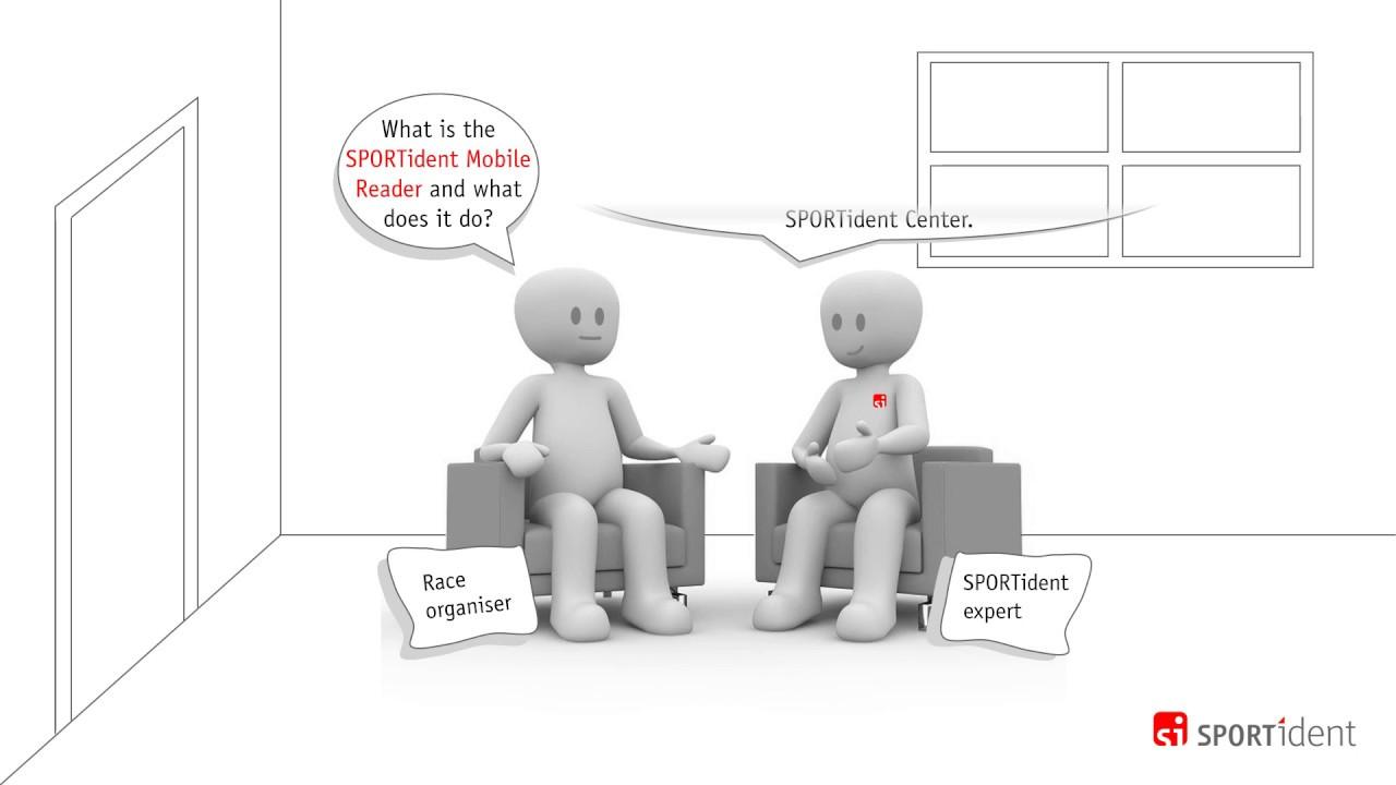 SPORTident Mobile Reader uygulaması – EN