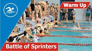 Битва спринтеров 2020 / Детские соревнования по плаванию в Минске