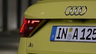 Audi A1 Shooting views Exterior and interior