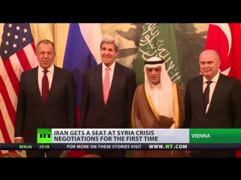 'All relevant actors' gather in Vienna for decisive Syria talks