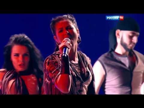 Нюша - Цунами, Песня года - 2015, 02.01.16