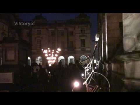 Edinburgh New Year on Royal Mile: Video Story Travel Guide
