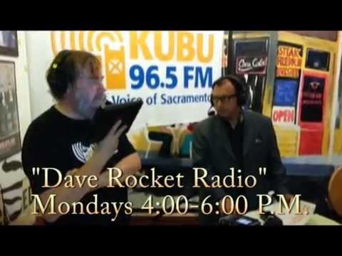 LIVE radio broadcast on the one year anniversary of KUBU-LP 96.5 FM in Sacramento November 13, 2015