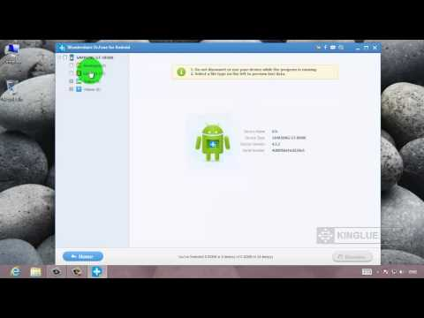 [GALAXY Recovery] The World's 1st Way to Recover Contacts from Samsung GALAXY S4 (I9500)