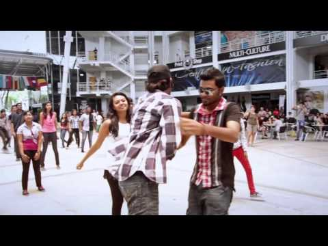 Pistah Flash Mob By Limkokwing Indian Students video