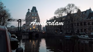 Dji Osmo Pocket Amsterdam Cinematic