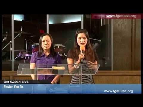 [FGATulsa]#1057#Oct 5,2014 Zomi Service (Pastor Vung Niang)