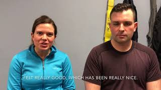 Whitney & Matt Forse Lifestyle Training Testimonial