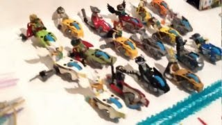 LEGO Speedorz / Legends of Chima Collection: EVERY Speedorz up to July 2013!