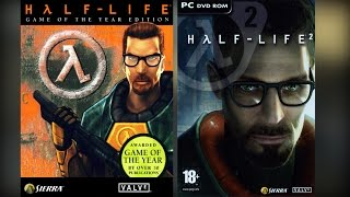 Is Half-Life 1 Better Than Half-Life 2? A Half-Life Analysis