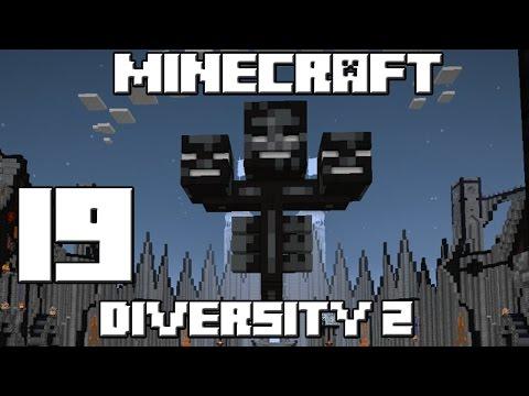 Minecraft Mapa Diversity 2! Capitulo 19! Final! video