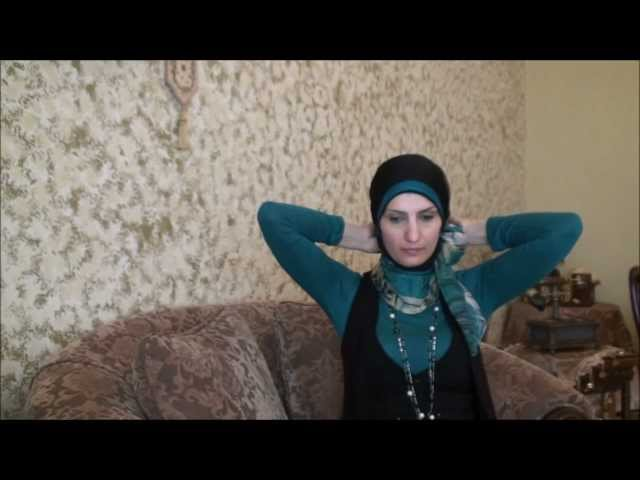 Hijab Tutorial # 23 (Nice Formal Style)