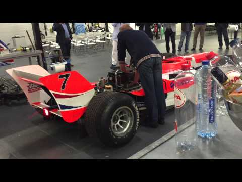 FA1 Zytec Motorsport ZA1348 530 bhp sound and FLAMES! Manor MP Motorsport