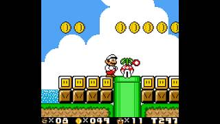 Playthrough - Super Mario Land 2: 6 Golden Coins DX - Part 1