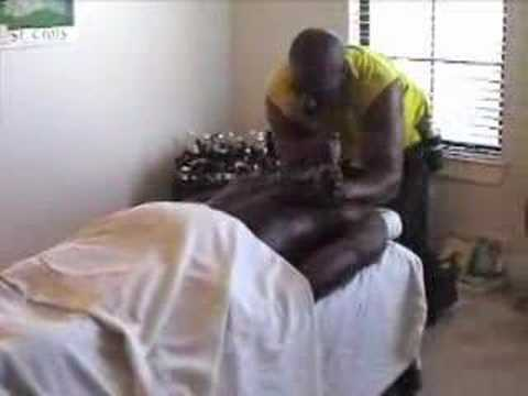 Sports Massage video