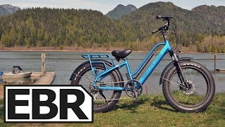 Biktrik Stunner LT Review - $2k Fat Cruiser Ebike with Fenders