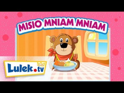 Misio Mniam Mniam - Piosenki Dla Dzieci - Lulek.tv