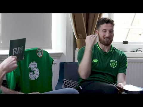 Teammates | Richard Keogh & Matt Doherty
