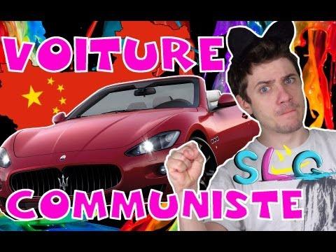 voiture communiste - slg