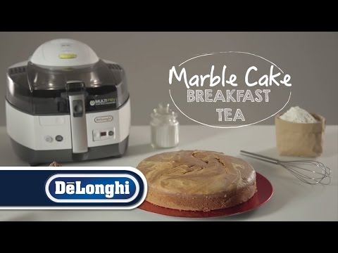 Marble Cake Recipe for De'Longhi MultiFry