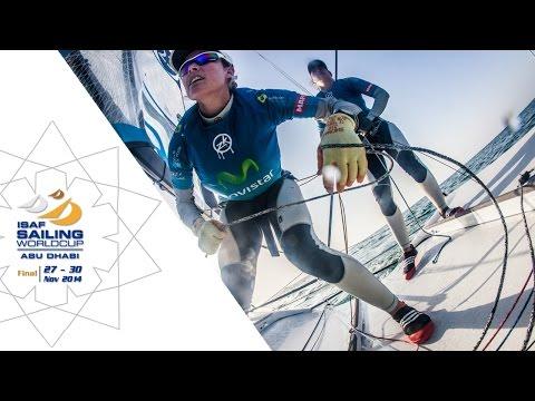 Elite Sailors Ready For Abu Dhabi Final