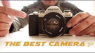 THE BEST FILM CAMERA ? PENTAX ZX M REVIEW
