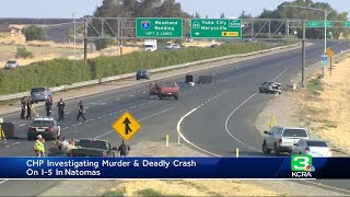 Early Morning Crash, Fight On I-5 Leaves 2 Dead