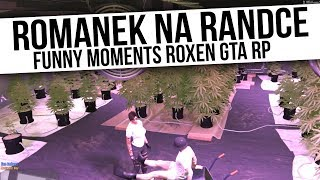 ROXEN GTA RP   ROMANEK NA RANDCE   Funny Moments